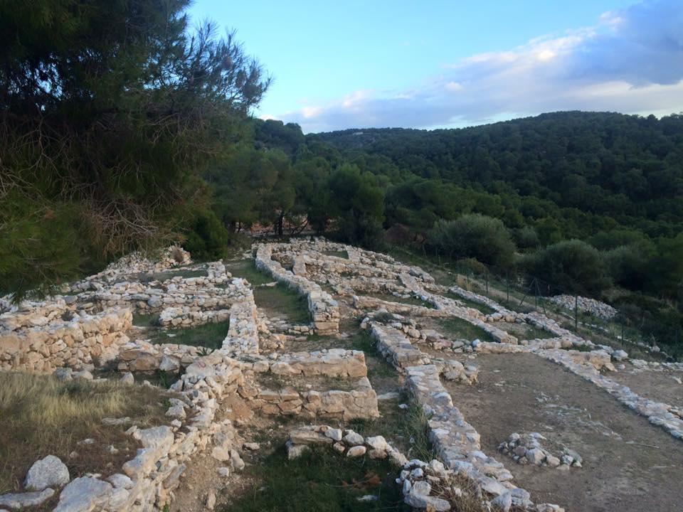 Αρχαιολογικός χώρος Σαλαμίνας